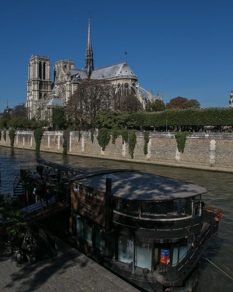 Paris, Notre-Dame Cathedral