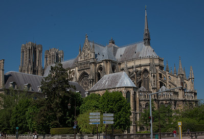 Reims Cathedral of Notre-Dame