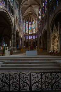 Saint-Denis Cathedral Choir