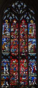 Sens Cathedral of Saint-Etienne Tree of Jesse