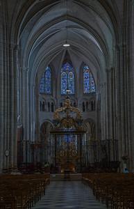 Sens Cathedral of Saint-Etienne Choir