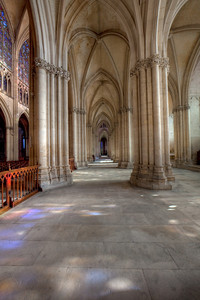 Troyes Saint Peter and Saint Paul Cathedral South Aisle