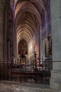 Troyes Saint Peter and Saint Paul Cathedral Nave