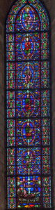 Troyes Saint Peter and Saint Paul Cathedral Tree of Jesse Window