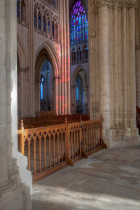 Troyes Saint Peter and Saint Paul Cathedral Nave Bay