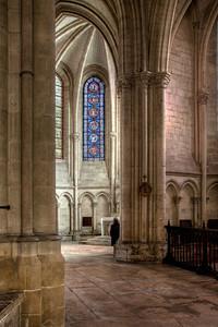 Troyes Saint Peter and Saint Paul Cathedral Ambulatory Window