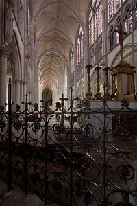 Troyes, Cathedral of Saint-Peter and Saint-Paul Choir and Nave