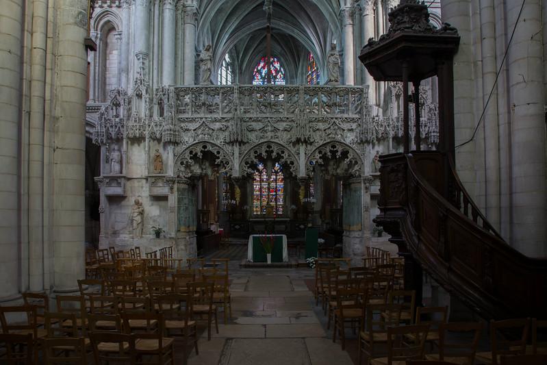 st madeleine church