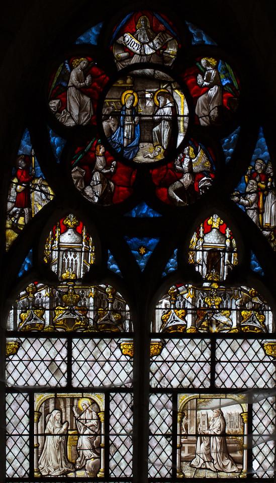 Troyes Saint-Urbain Basilica, The Nativity