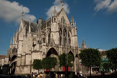Troyes - Saint-Urbain Basilica