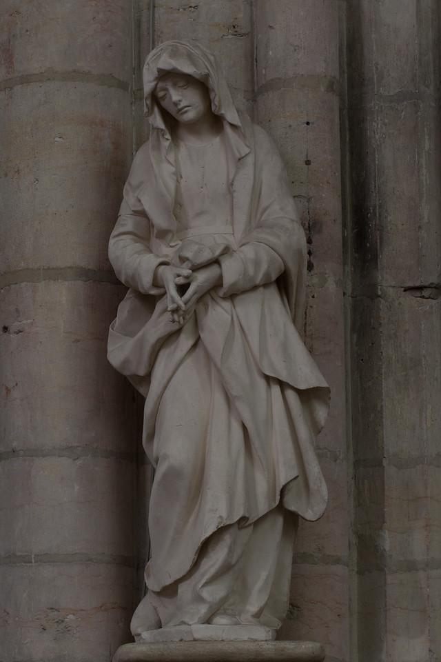 Troyes Saint-Urbain Basilica, The Virgin