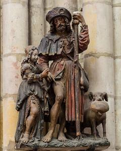 Troyes Saint-Urbain Basilica Saint-Roche