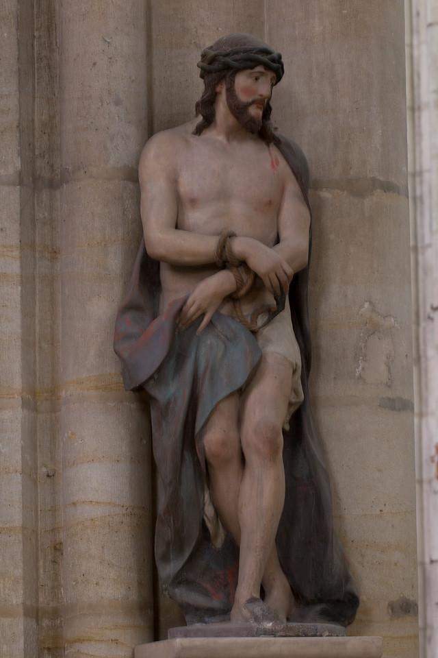 Troyes Saint-Urbain Basilica Man of Sorrows
