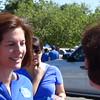 Catherine Cortez Masto At 4th Of July Parade At Boulder City, NV