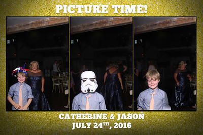 Catherine & Jason