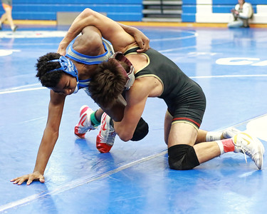 Detroit Catholic Central hosted the 55th Annual Catholic Central Wrestling Invitational Saturday January 5, 2019 on the CC campus in Novi, Michigan. (Oakland Press photo by Timothy Arrick)