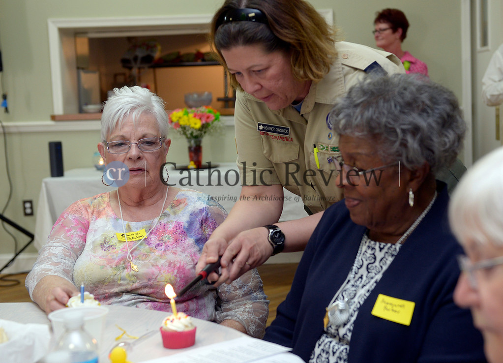 Catholic Churches of Glen Burnie Senior Appreciation Day - April 17, 2016