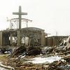 St. Mary Church, Joplin, was devastated in a 2011 tornado. (<i>The Mirror</i>)