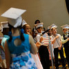 Kindergarten graduation at Christ the King School in Irondequoit.