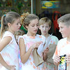 St. Mary School students do an Amazing Race style scavenger hunt around Canandaigua.