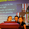 Veteran's Day prayer service at St. Louis School in Pittsford.