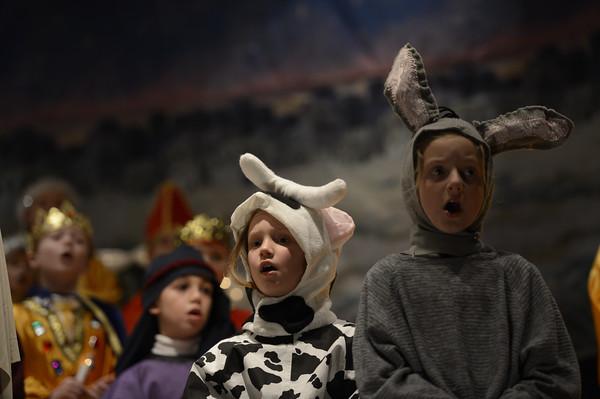 2014 Christmas play at St. Rita