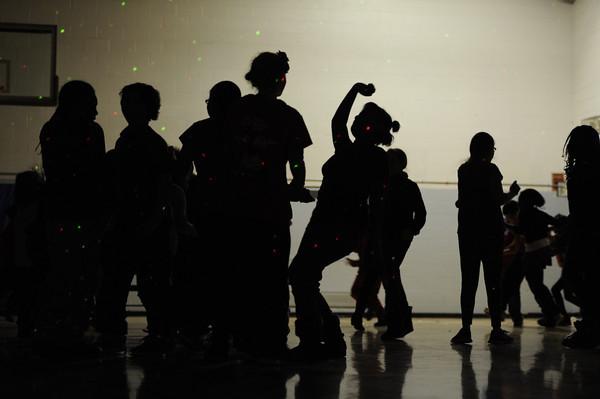 2014 Dance party at St. John Neumann