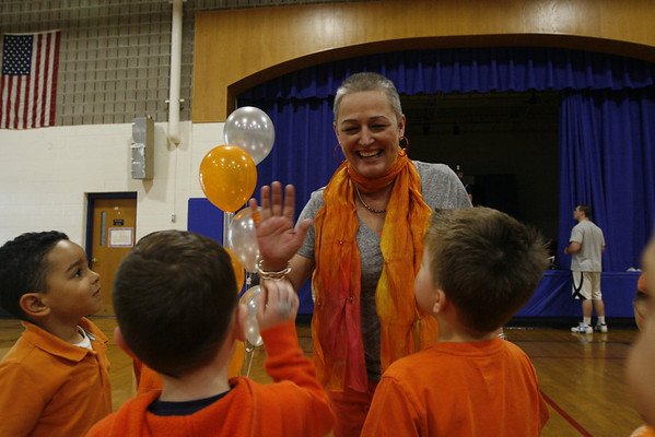 2014 St. Kateri supports leukemia awareness