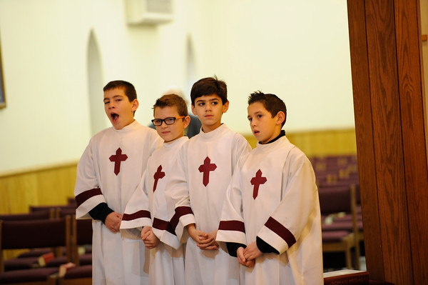 2015 Holy Cross Thanksgiving Mass
