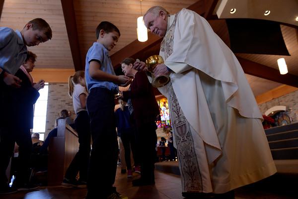 2017 St. Joseph School First Friday Mass