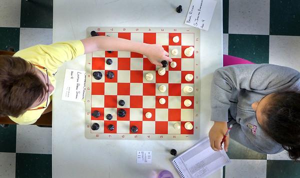 Catholic schools chess tournament