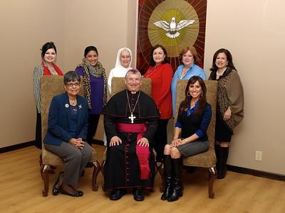 Bishop & Principals