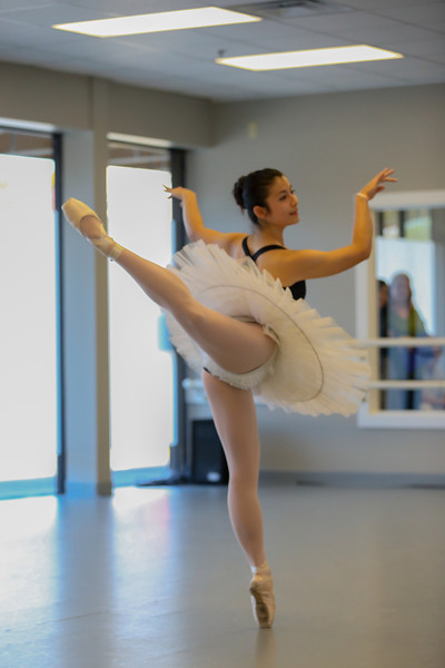 Academy of Ballet Open House 2013