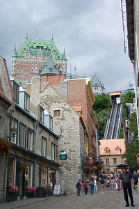 Quebec City Bob Geldof 2003 -  (5 of 9)