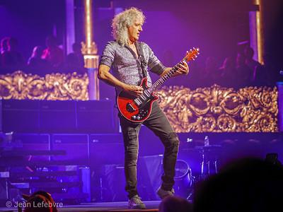 Queen in Concert July 2019, Brian May