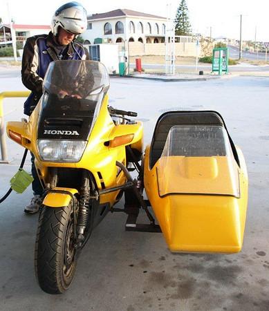 Pops sidecar