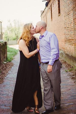 Catie & Trey. Engagement