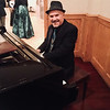 Daniel Webster of Dracut, pianist for The Mike Payette Band