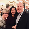 Michelle Silveira of Pelham, and Pam and Kevin Durkin of Dracut