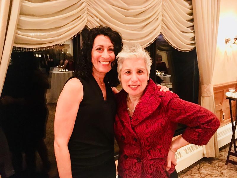 Lisa Ansara of Dunstable and Victoria Hatem of Lowell