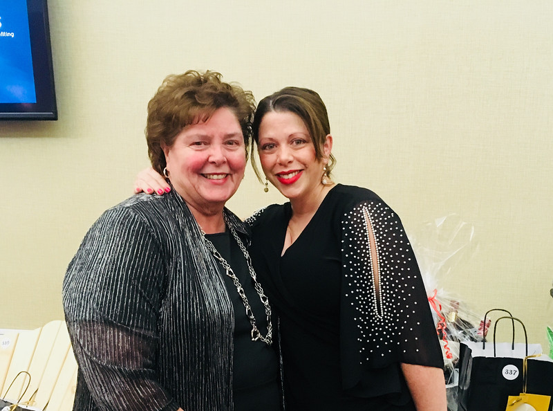 Linda Trouville and Mary Beth Thompson, both of Dracut