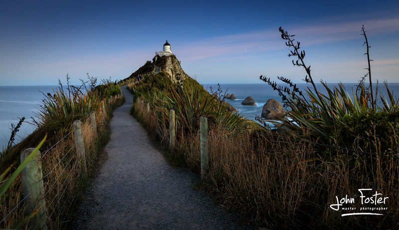 Nugget Point Lighthouse