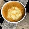 Wednesday - personalized latte art at Coffee Labs in Tarrytown!