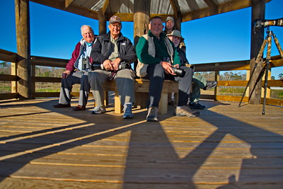 Cattail Marsh in Terrell Park:  Beaumont, TX