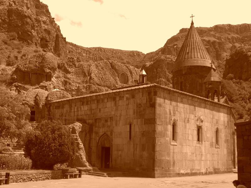 Gerhard Monastery - Yerevan, Armenia