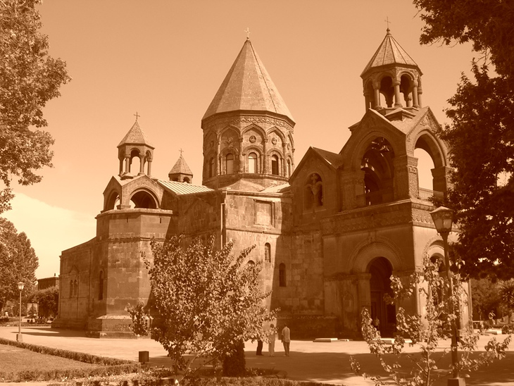 Echmiadzin Church - Yerevan, Armenia