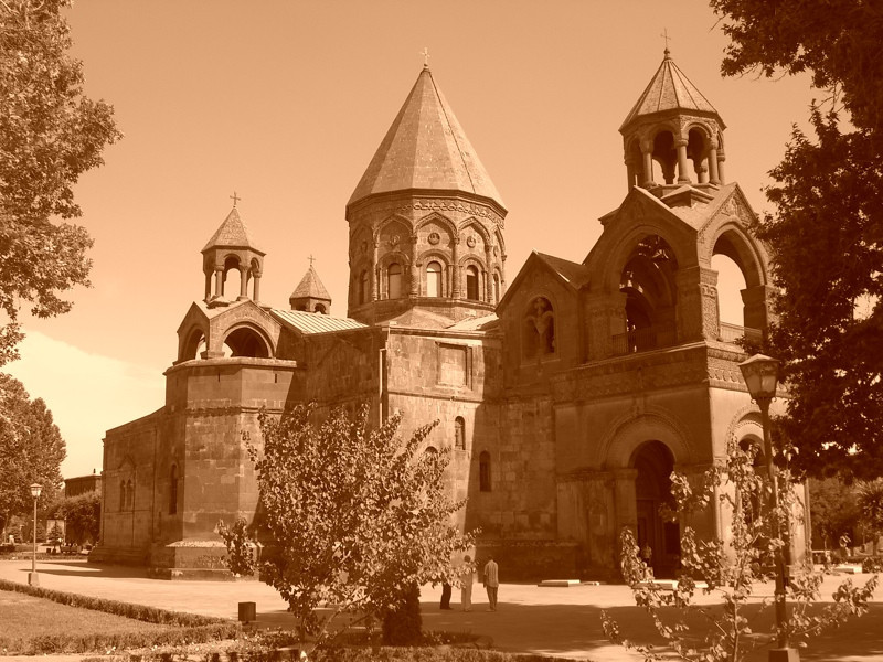 Echmiadzin Church - Yerevan, Armenia