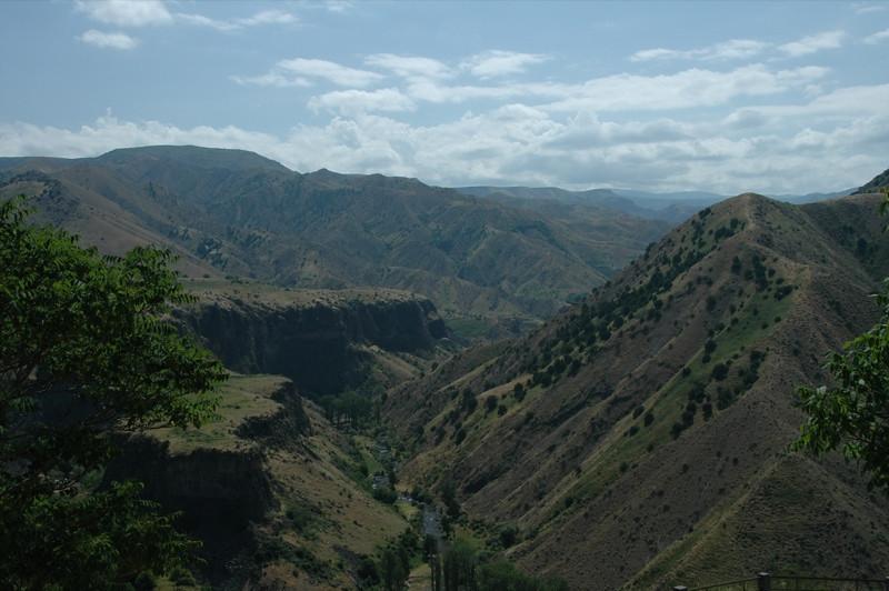 Garni Valley - Yerevan, Armenia