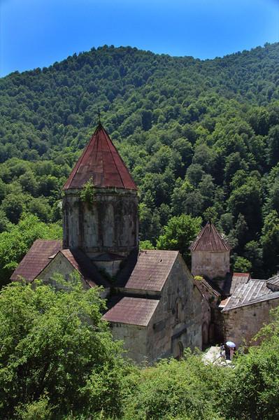 Haghartsin Monastery - Dilijan, Armenia