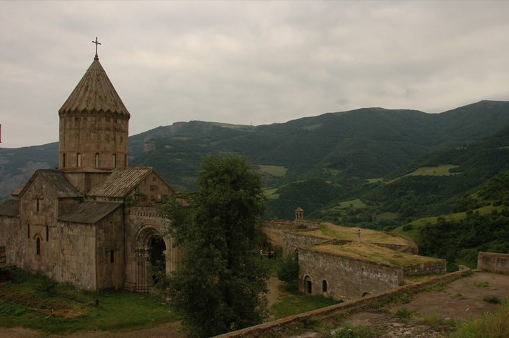 Peter and Paul Monastery - Tatev, Armenia